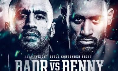 GLORY - Nouvelle date pour le combat Badr Hari vs Benjamin Adegbuyi