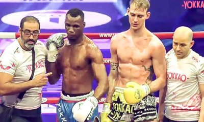 VIDEO - Damien Cazambo et Jacky Jeanne vainqueurs au YOKKAO