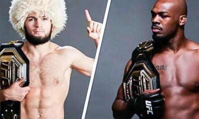 C'est officiel, Khabib a détrôné Jon Jones au classement P4P de l'UFC