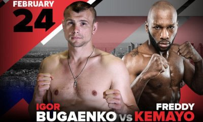 ACB Kickboxing PARIS - Freddy KEMAYO en combat vedette - ITW Vidéo