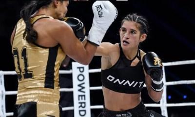 Anissa MEKSEN vs Tiffany VAN SOEST 3 - Full Fight Video - GLORY Kickboxing