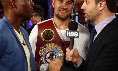 Sergey Kovalev vs Blake Caparello - Fight Video 2014