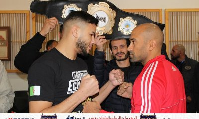 OASIS FIGHT - Laid Zerhouni s'impose en Tunisie face à Souhaib Dahmani - Video