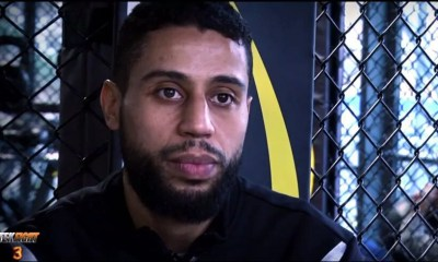Countdown to TEK FIGHT 3 - Amir LATRECHE vs Waldison Da SILVA NUNES