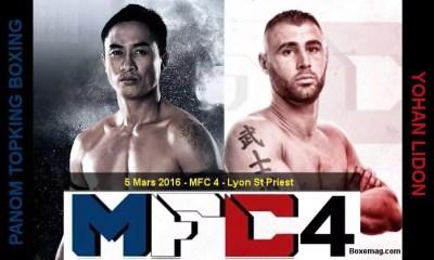 MFC 4 / Dark Fight - Full Video - 2016