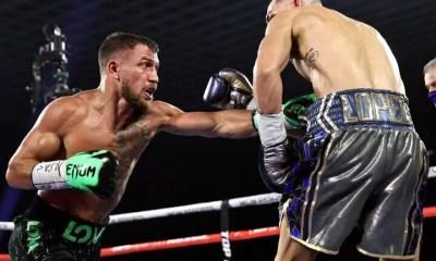 Lomachenko: J'ai pris le dessus dans la seconde moitié, j'ai gagné le combat !
