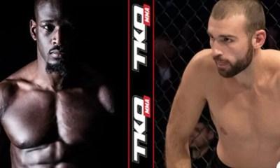 MMA - Ibrahim MANE vs Julien LEBLANC au TKO 49