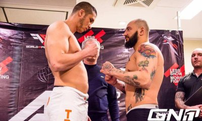 Malik MERAD vs Cristian MITREA - Full Fight Video - ACB 52