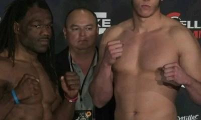 Malik Merad vs Thierry Sokoudjou - Full Fight Video - Bellator 127