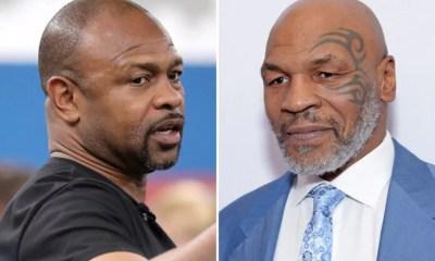 Mike Tyson vs Roy Jones signé pour le 12 septembre