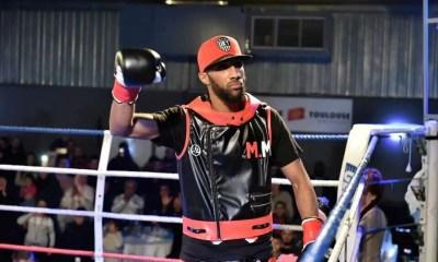Mohamed MIMOUNE vs Viktor POSTOL en combat d'élimination au championnat WBC