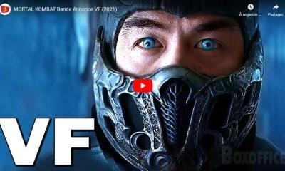 Cinéma - Mortal Kombat Red Band 2021 - Bande Annonce Version FR