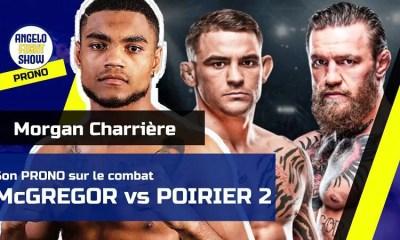 McGregor vs Poirier 2 - Morgan Charrière donne son prono sur le combat