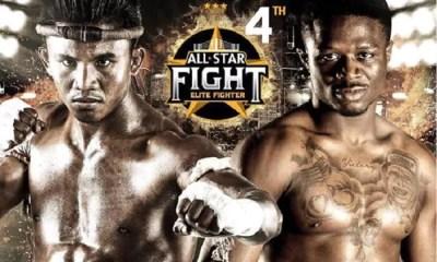 BUAKAW vs Victor NAGBE 2 - Full Fight Video - ALL STAR FIGHT