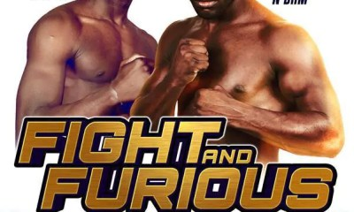 Hassan N'Dam vs Patrick Mendy - Full Fight Video - Fight and Furious