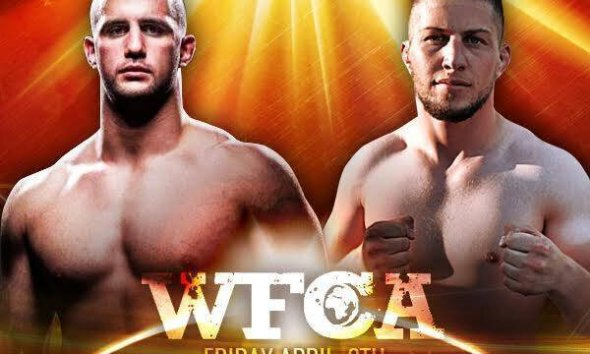Volkan Oezdemir vs Alikhan Vakhaev - Full Fight Video WFCA