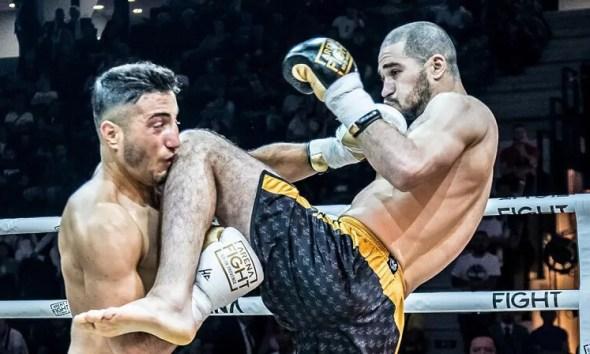 Tayfun OZCAN vs Mohamed HENDOUF - Full Fight Vidéo - Arena Fight
