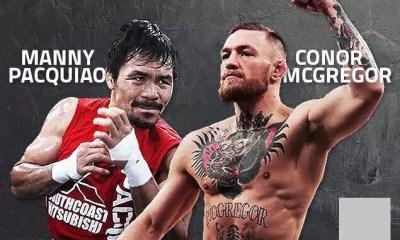 Conor McGregor et Manny Pacquiao confirment être en négociations pour un combat de boxe