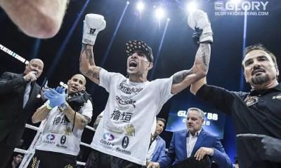 GLORY 58 Chicago - Résultats - Alex PEREIRA confirme et reste le champion des Middleweights