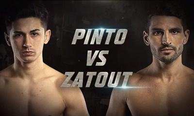 Leo Pinto vs Mehdi Zatout programmé pour le 14 août au ONE