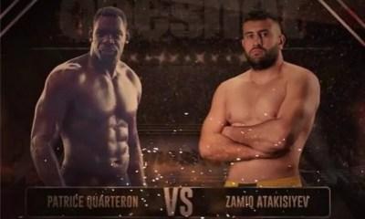 Patrice Quarteron vs Zamiq Atakisiyev - ONESHOT Full Fight Video