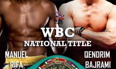 Swiss Las Vegas - Deux ceintures nationales WBC en jeu le 28 septembre