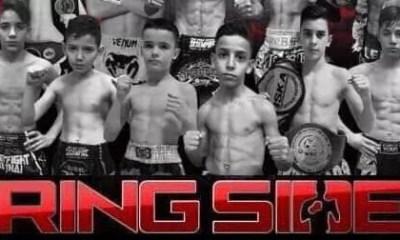 Ring Side Kids Trophy - Les jeunes talents de la Boxe Thai à l'honneur