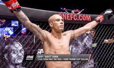 ONE - Samy SANA bat Dzhabar ASKEROV et retrouvera PETROSYAN en finale