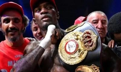 VIDEO - Michel SORO stoppe Cedric VITU par TKO et garde sa ceinture WBA