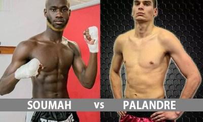 GLORY 60 LYON - Mohamed SOUMAH vs Mickael PALANDRE - Un derby qui sent la poudre !