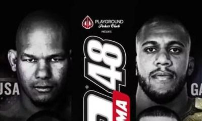 MMA - Cyril GANE et Taylor LAPILUS pour deux combats de Championnat au TKO 48