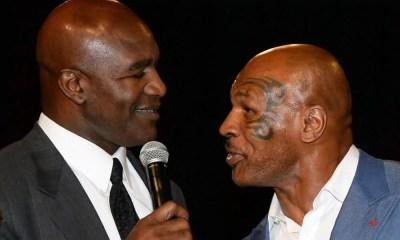 Mike Tyson insiste, la trilogie avec Evander Holyfield aura bien lieu