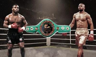Mike Tyson vs Roy Jones Jr. La ceinture WBC du combat a été dévoilée