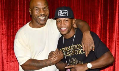 La trilogie Mike Tyson vs Evander Holyfield est signée affirme Zab Judah