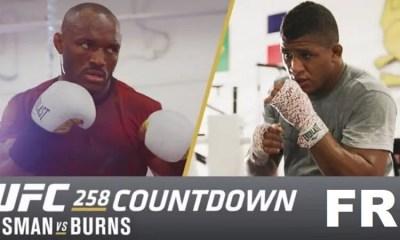 UFC 258 - Usman vs Burns - Countdown version Française