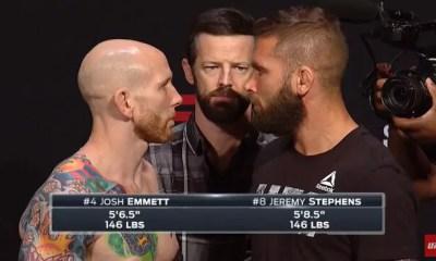 UFC on FOX 28 - Résultats et Vidéo de la pesée