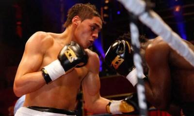 Ahmed El Mousaoui vs Junior Witter - Fight Video 2015