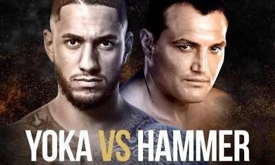 Yoka - Hammer le 27 novembre à la H Arena de Nantes
