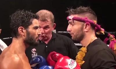 Le ONE songe à organiser la revanche entre Mehdi Zatout et Liam Harrison