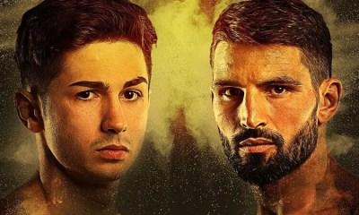 Léo Pinto vs Mehdi Zatout - Suivez le combat en direct