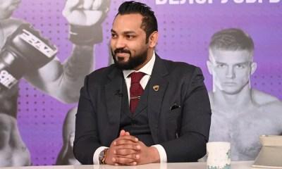 Mohammed Shahid - Le BRAVE CF mise sur le sport, pas sur l'argent
