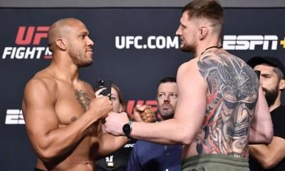 UFC Gane vs Volkov - Direct Live et résultats