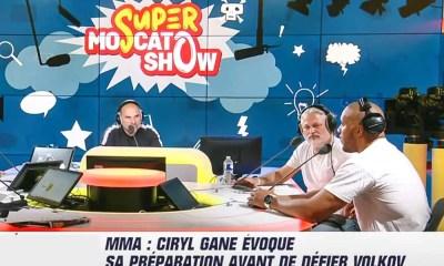 UFC : Ciryl Gane évoque sa préparation pour son combat avec Volkov