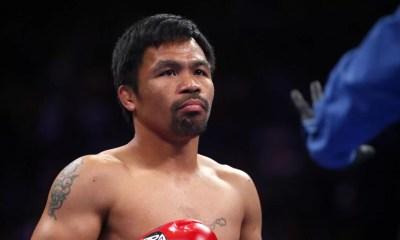 Errol Spence blessé, Manny Pacquiao affrontera finalement Yordenis Ugas le 21 aout
