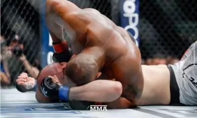 UFC Vegas 34 Résultats Cannonier vs Gastelum
