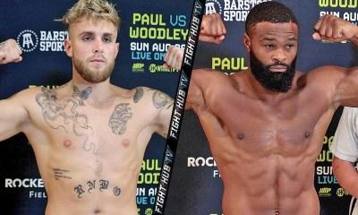 Paul vs Woodley