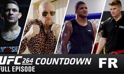 Countdown to UFC 264 - Poirier vs McGregor - Vidéo version Française