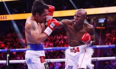 Yordenis Ugas choque Manny Pacquiao et s'impose sur décision unanime