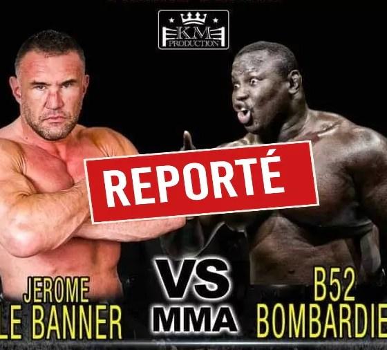 Le Banner vs Bombardier