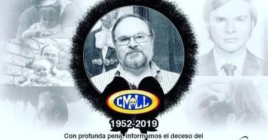 Descanse en paz Paco Alonso, hombre fuerte de la Lucha Libre en México